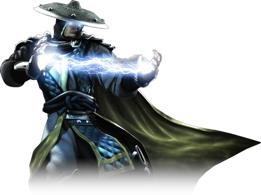 Video de Mortal Kombat 9, Raiden - raiden-2