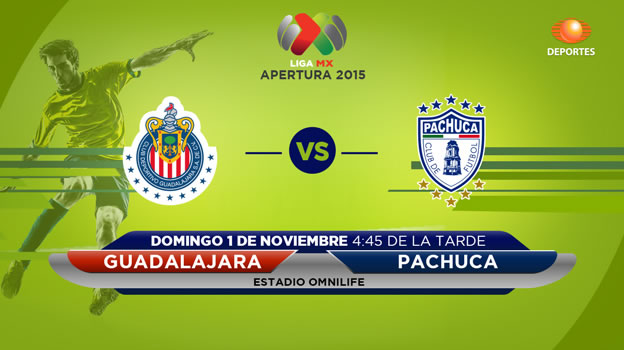 Chivas vs Pachuca, Fecha 15 del Apertura 2015 - chivas-vs-pachuca-en-vivo-apertura-2015