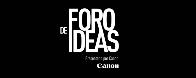 Canon y Fashion Week México presentaron Foro de Ideas - foro-de-ideas-canon