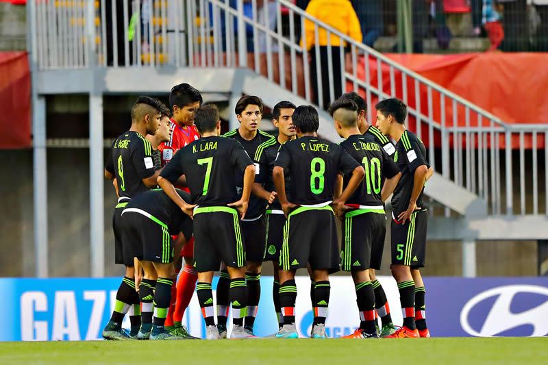 horario mexico vs australia mundial sub 17 A qué hora juega México vs Australia en el Mundial Sub 17 y en qué canal verlo
