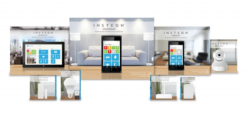 insteon 2 Controla tu casa desde tu smartphone