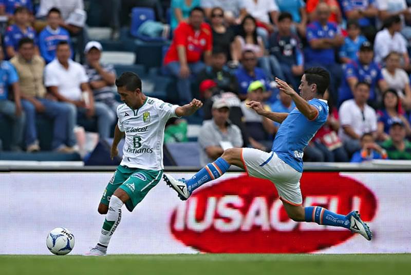 leon vs cruz azul copa mx apertura 2015 León vs Cruz Azul, Cuartos de final Copa MX Apertura 2015