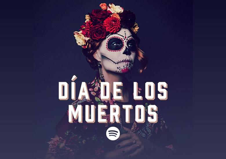 Música para celebrar el día de muertos con Spotify - musica-dia-de-muertos