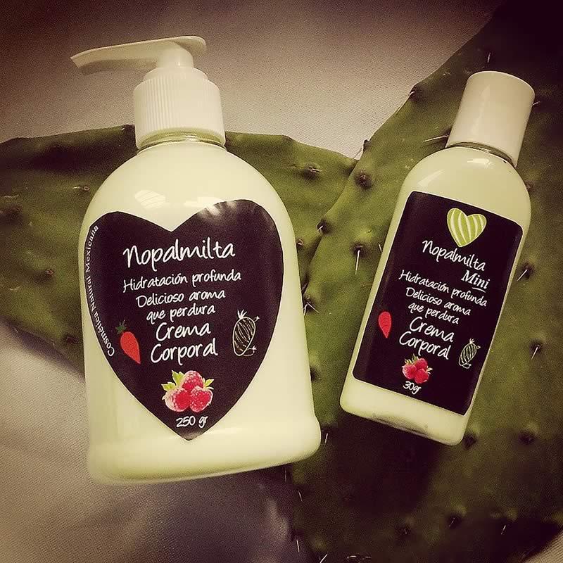 nopalmita cosmeticos de nopal Crean en IPN cosméticos de nopal para el cuidado de la piel