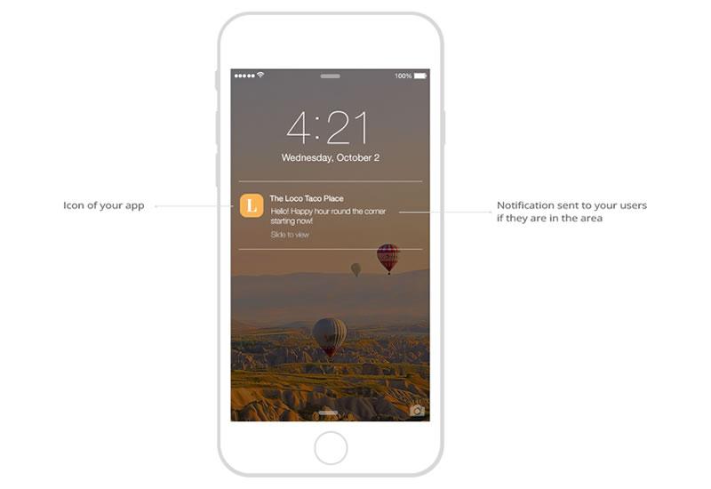 notificaciones geolocalizadas goodbarber Goodbarber lanza notificaciones geolocalizadas en su app builder