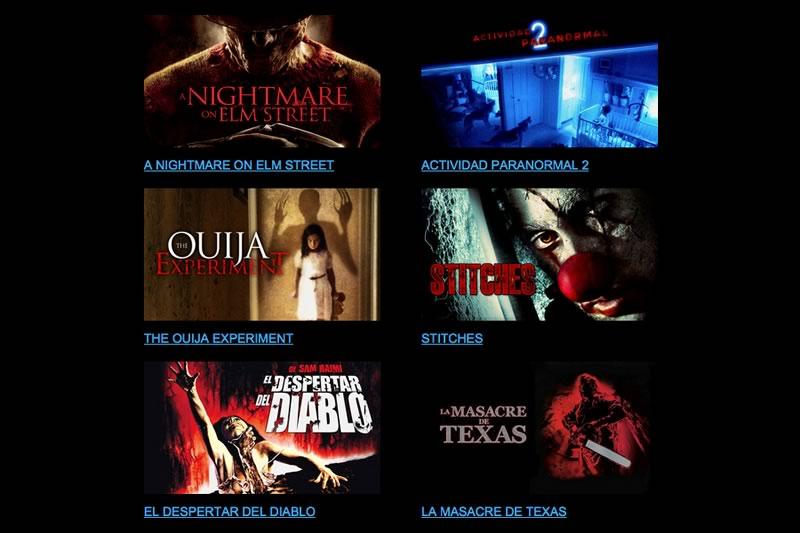 peliculas de terror en netflix 2 Películas de terror que puedes ver en Netflix en su especial de Halloween