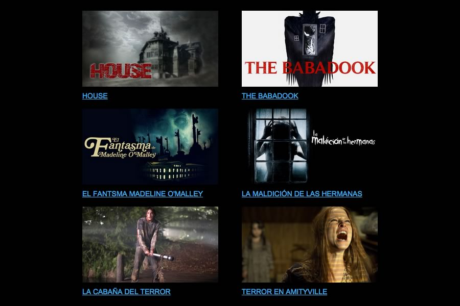 peliculas de terror en netflix 7 Películas de terror que puedes ver en Netflix en su especial de Halloween