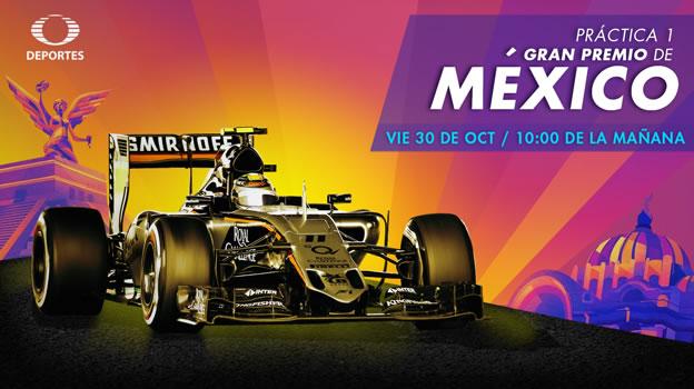 Sigue la prácticas del Gran Premio de México 2015 en vivo por internet - practica-1-gran-premio-de-mexico-en-vivo