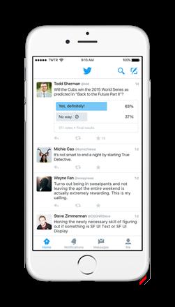 ya podras realizar encuestas en twitter 2 Ya podrás realizar encuestas en Twitter