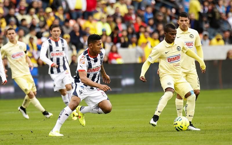 horario america vs monterrey apertura 2015 A qué hora juega América vs Monterrey en el Apertura 2015 y en qué canal se transmitirá