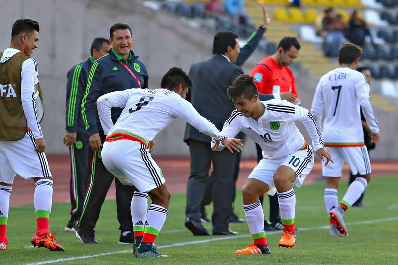 A qué hora juega México vs Nigeria en el Mundial Sub 17 y en qué canal se transmite - horario-mexico-vs-nigeria-semifinal-mundial-sub-17