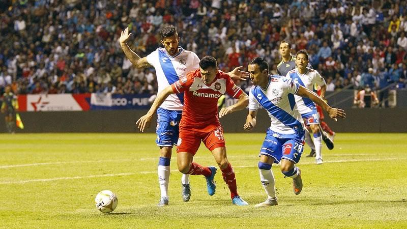 A qué hora juega Toluca vs Puebla la vuelta de la Liguilla A2015 y en qué canal se transmite - horario-toluca-vs-puebla-liguilla-del-apertura-2015-vuelta