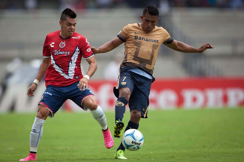 horario veracruz vs pumas liguilla apertura 2015 A qué hora juega Veracruz vs Pumas en la Liguilla del AP2015 y en qué canal se transmitirá