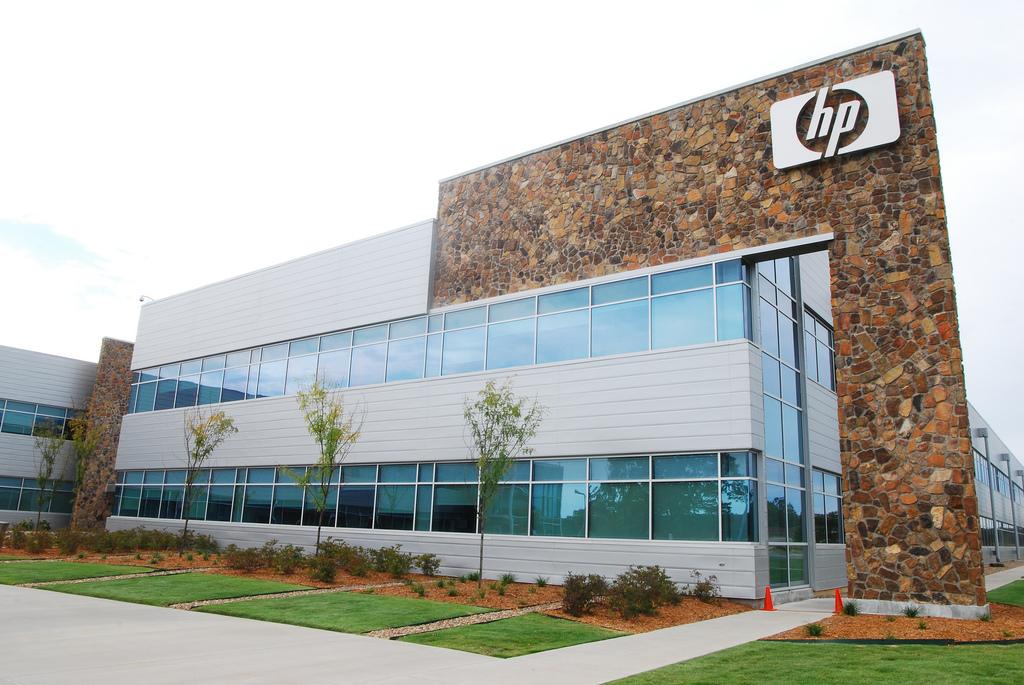 hp building HP se divide en dos compañías