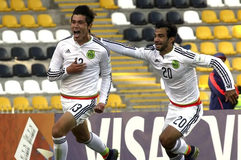México vs Nigeria, Semifinal del Mundial Sub 17 Chile 2015 - mexico-vs-nigeria-semifinal-del-mundial-sub-17-chile-2015