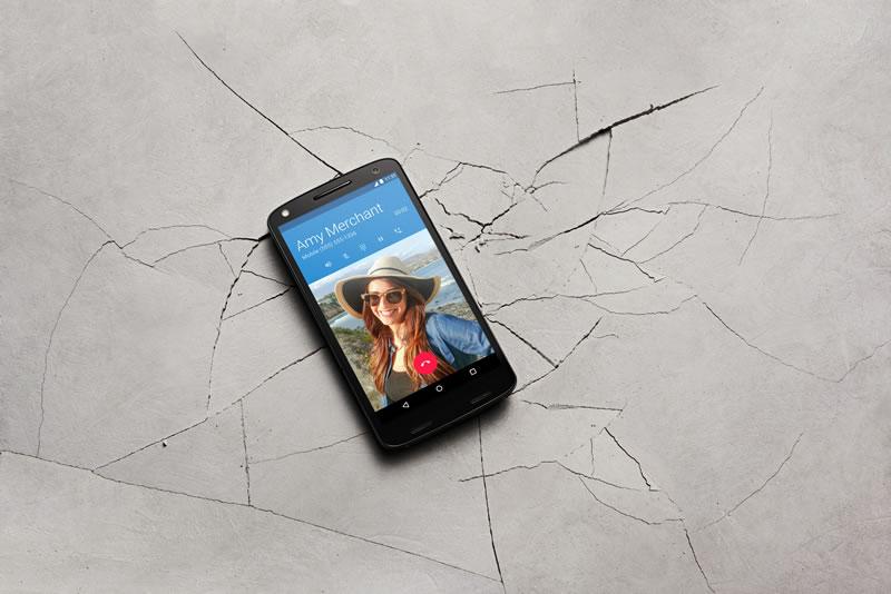 Motorola X Force, el smartphone resistente a caídas, llega a México este mes - moto-x-force-en-mexico