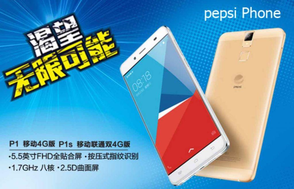 pepsi phone Pepsi Phone P1, el Smartphone de la empresa refresquera