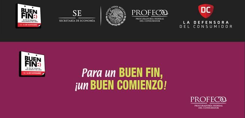 profeco buen fin 2015 Profeco lanza micrositio para el Buen Fin 2015