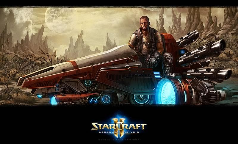 StarCraft II: Legacy of the Void ya está disponible - starcraft-ii-legacy-of-the-void