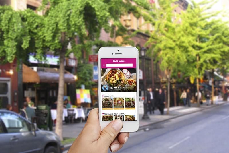 taco guru red social de amantes del taco Taco Guru, la red social para los amantes de los tacos
