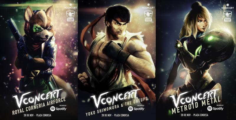 VCONCERT anuncia alianza con Spotify México - vconcert-spotify