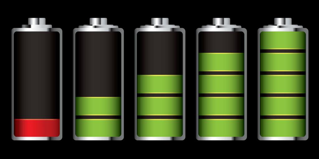 Sony diseña baterías de azufre para dispositivos móviles. - battery_charge_section