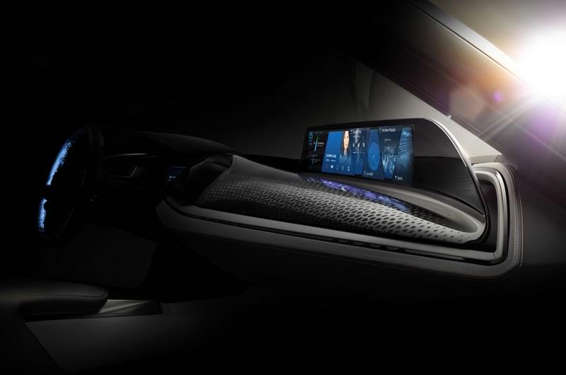 bmw airtouch ces 2016 BMW presentará la tecnología AirTouch en el CES 2016