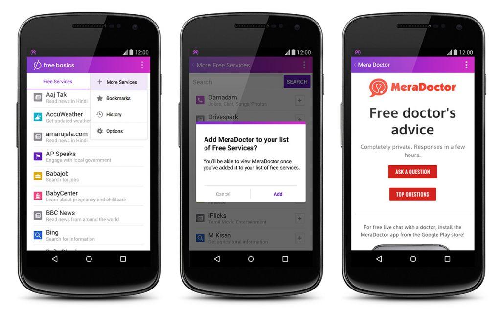 Facebook y Virgin Mobile presentan FreeBasics en México - freebasics-facebook-white