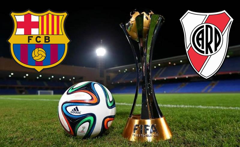 A qué hora juega Barcelona vs River la final del Mundial de Clubes 2015 y en qué canal verlo - horario-barcelona-vs-river-final-mundial-de-clubes-2015