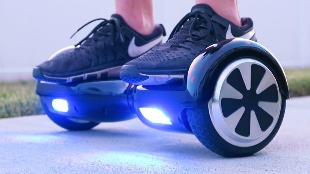 Amazon le pide a sus clientes deshacerse de sus hoverboards - hover