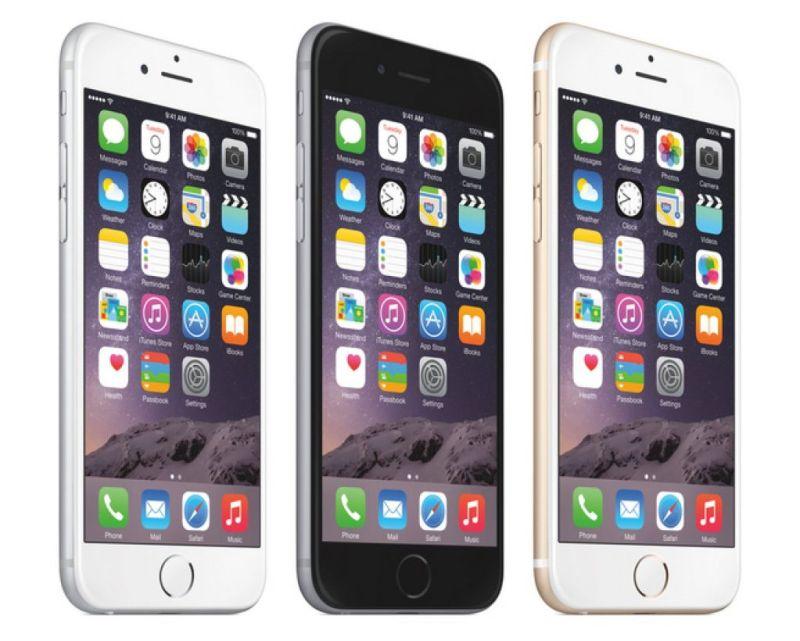 Apple saca la lista de las mejoras apps del 2015 - iphone6-stock-photo