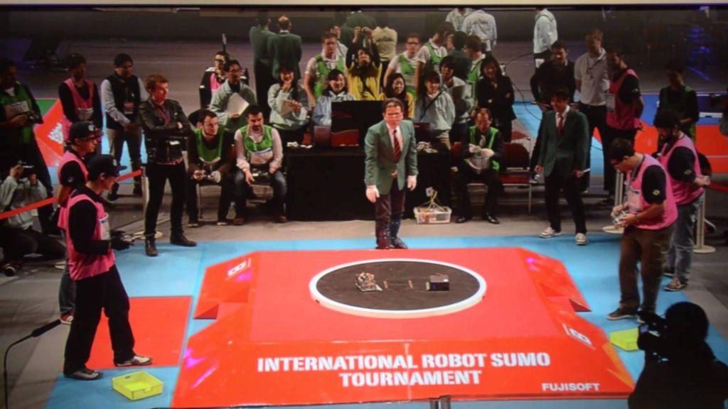 Jóvenes mexicanos competirán con sus robots en Japón - maxresdefault