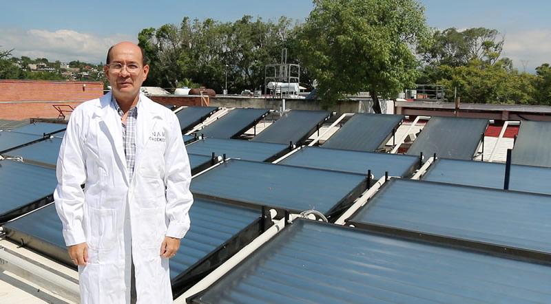 Desarrollan sistema de aire acondicionado que enfría y calienta usando energía solar - sistema-de-aire-acondicionado-con-energia-solar