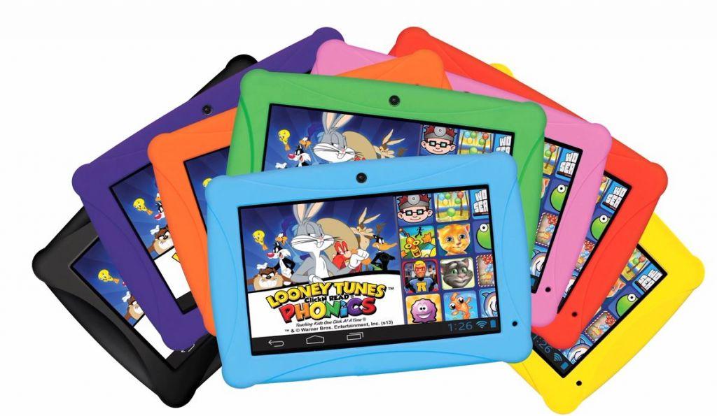 tablets para ninos Tablets para niños evolucionan para ofrecer mejores prestaciones