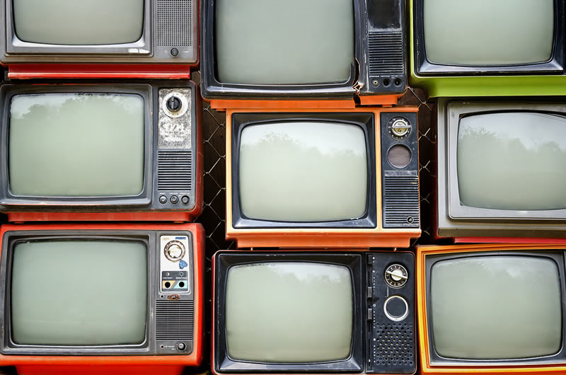 televisores analogicos Sugieren triturar cinescopios de TV convencional; pueden vender el cobre que contiene