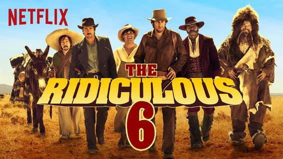 Estos son los estrenos en Netflix para diciembre 2015 en películas, series y documentales - the-ridiculous-6