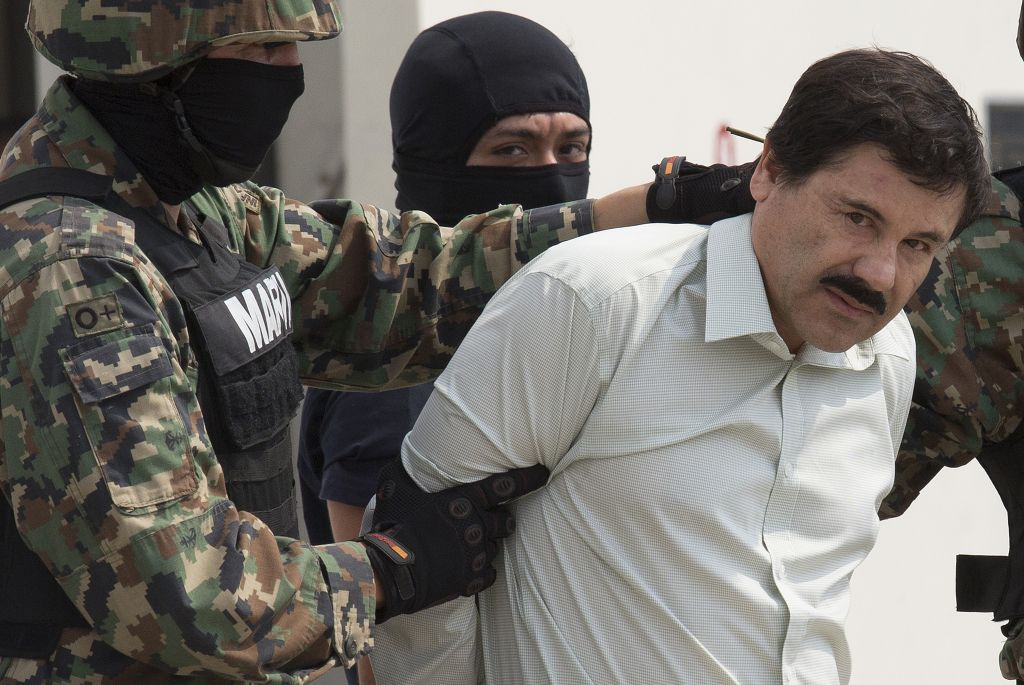 El Chapo usaba BlackBerry Messenger y tenía un Blackphone - el-chapo