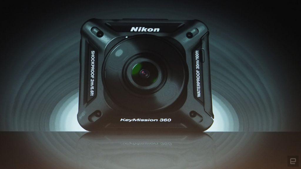 Nikon presenta en el CES 2016 su MissionKey 360, su cámara deportiva - nikon-keymission-360-2