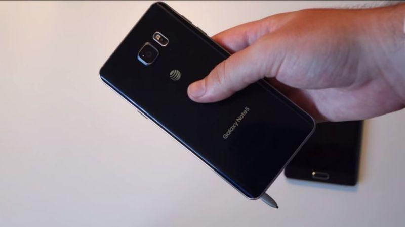 Samsung repara el problema del S Pen en los Galaxy Note 5 - note-5-pengate-1280x720