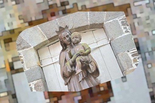 estatua maria