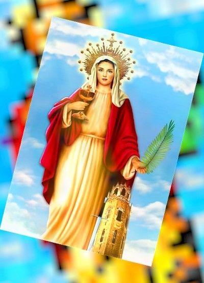 Oración A Santa Bárbara Para El Amor Sangre Y Corazón Yo Me Amo 2020