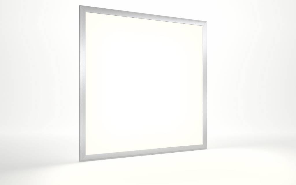 UITVERKOOP OP=OP! LED Paneel 60x60 High Lumen 4000K 40W Silver frame
