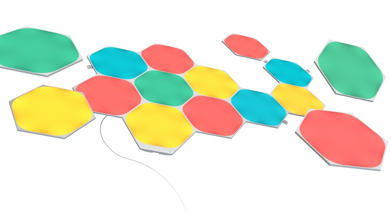Nanoleaf Nanoleaf Shapes Hexagon 15 Panelen Startset