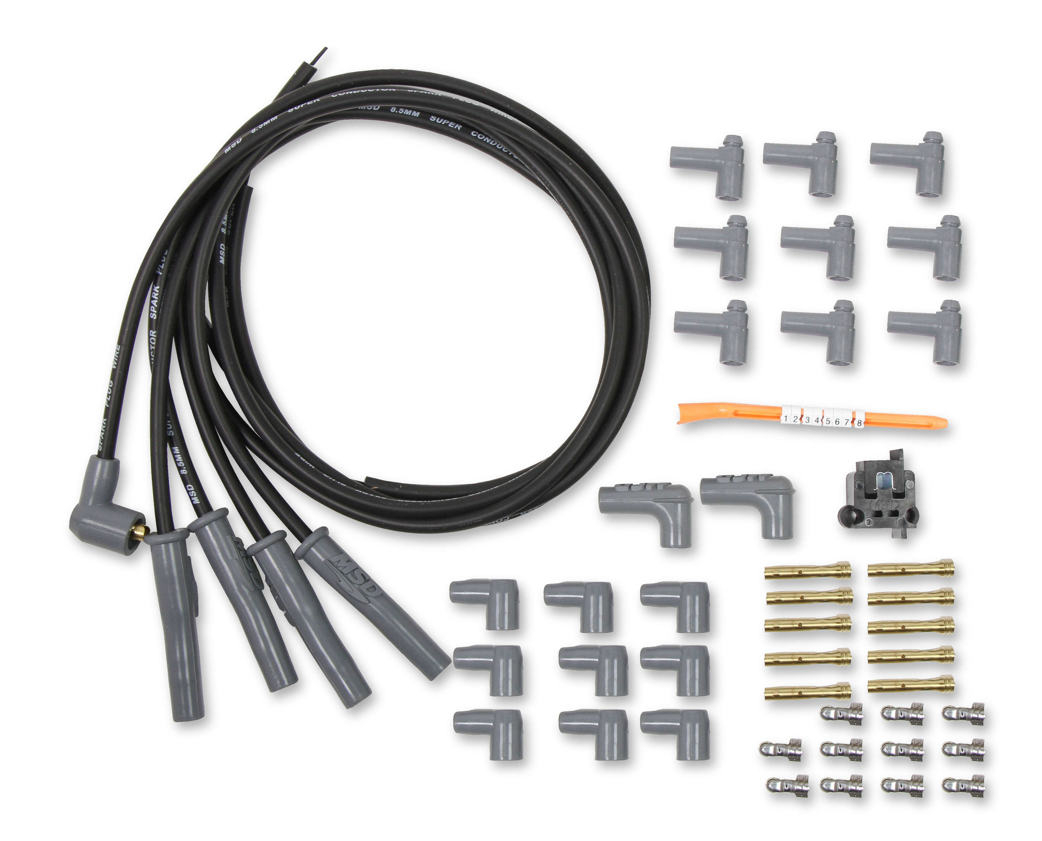 Msd Ignition Spark Plug Wires