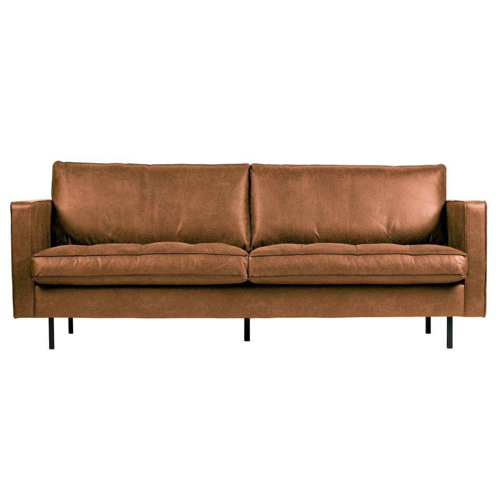 Bepurehome Rodeo Klassisk Sofa 2 5 Saeders Cognac Lefliving Com