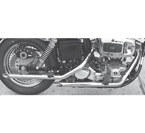 cycle shack cycle shack exhaust drag pipes for late shovelhead 1971 1984 fx fxe fxb fxef fxwg only 1 in stock