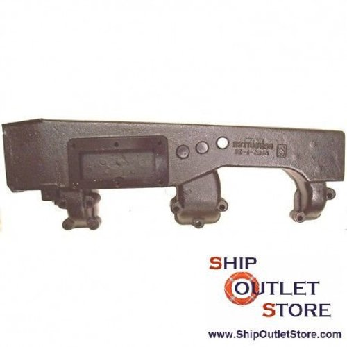 perkins aftermarket exhaust manifold perkins t6 354m 160 hp