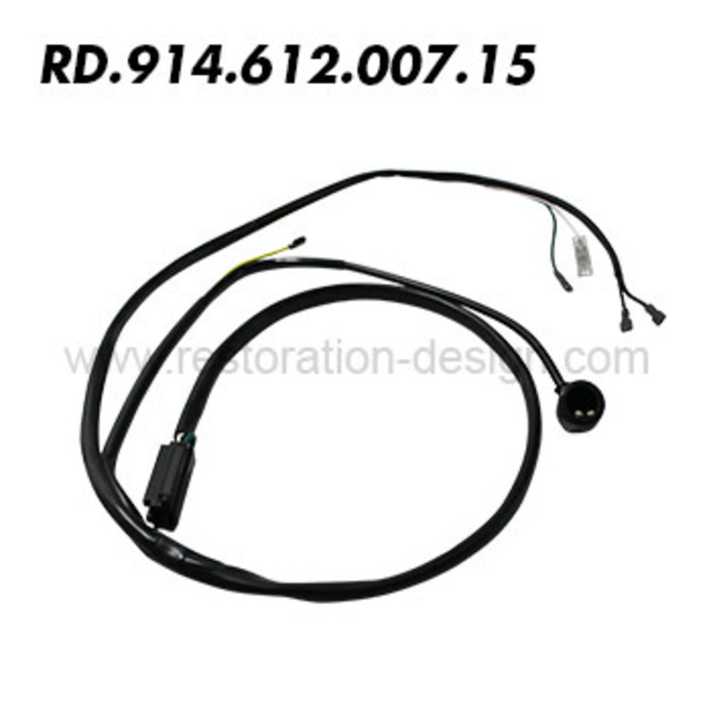 Rd 914 612 007 15 Ignition Harness