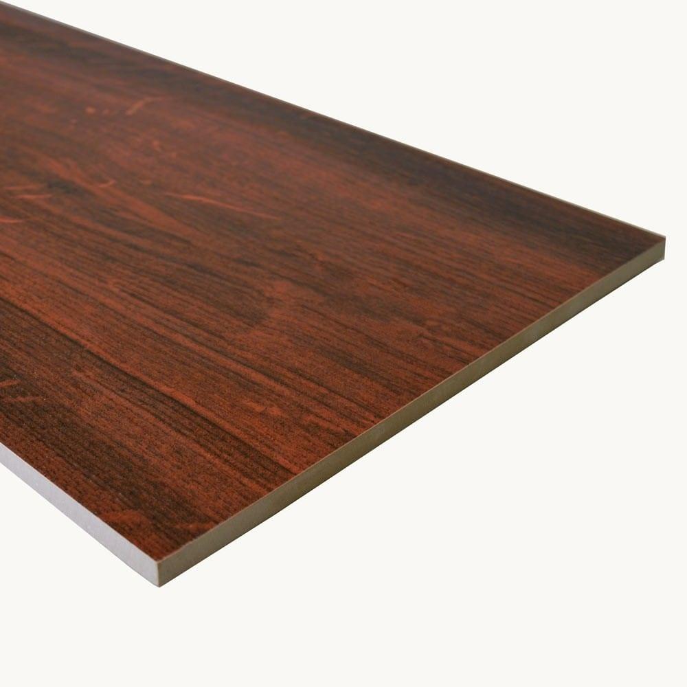 tiveden cherry wood effect tiles