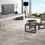 Inferno Beige Marble Effect Floor 585x585mm Tile Luxury Tiles